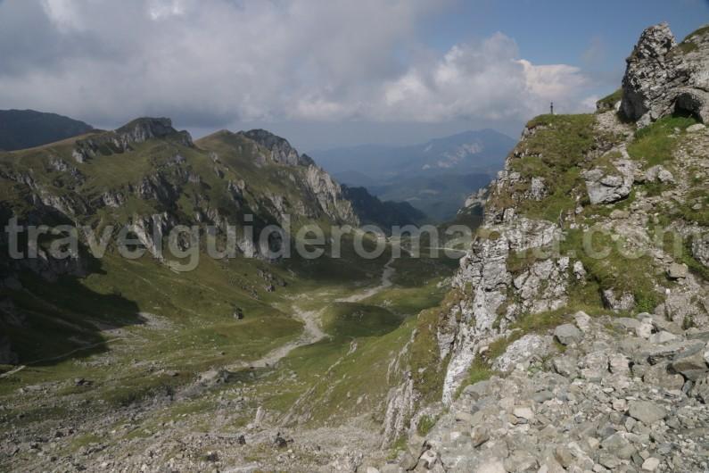 Travel to Romania - Bucegi mountains