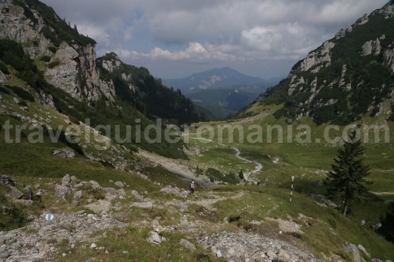 Beautiful places in Romania - Bucegi mountains