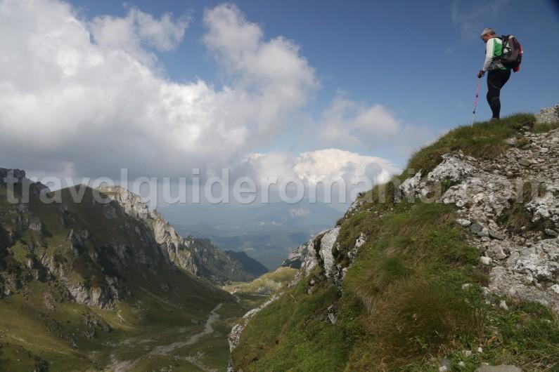 Certified mountain guide - Bucegi mountains