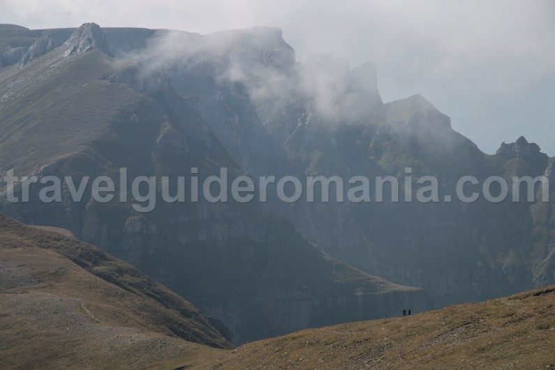 Best hiking trails in Romania - Bucegi mountains