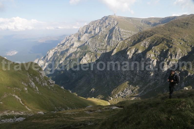 guided trips in Bucegi mountains