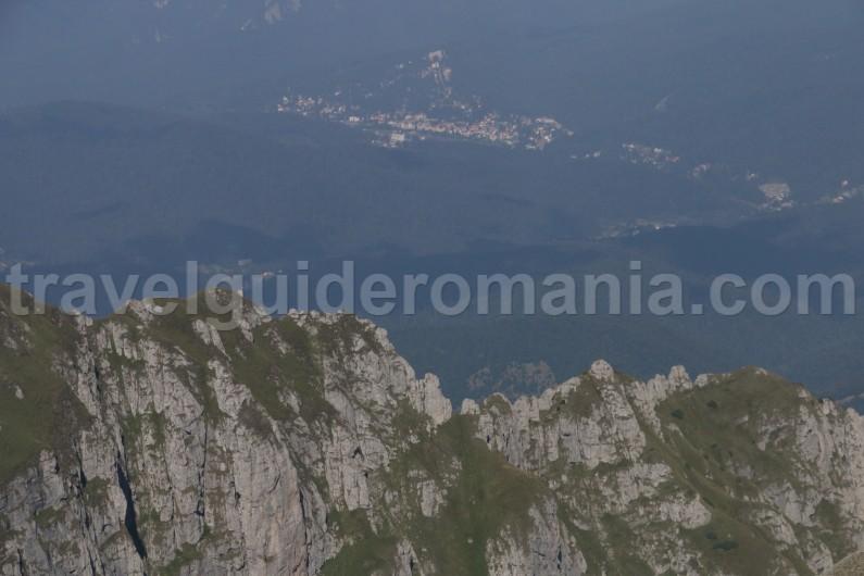 Prahova valley - Bucegi mountains