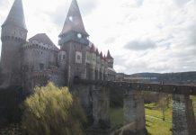 Corvin castle from Hunedoara