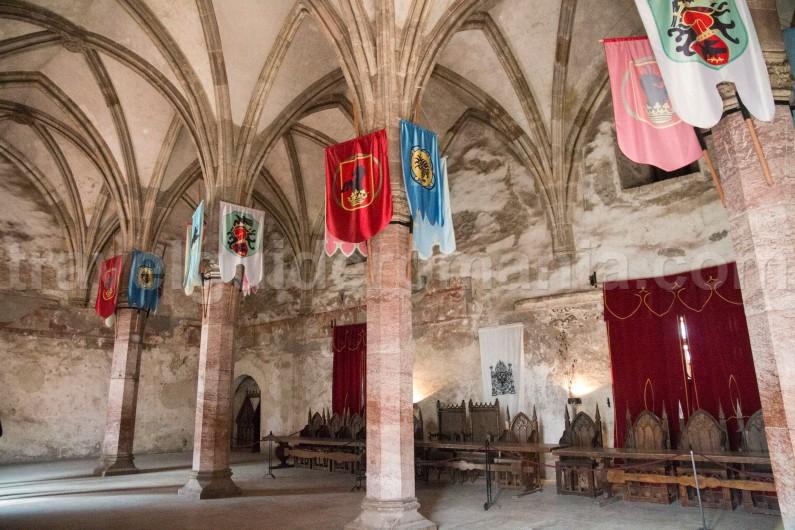 Medieval architecture in Romania