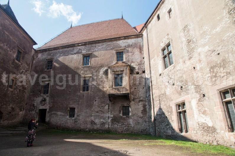 attractions in romania Corvin Castle