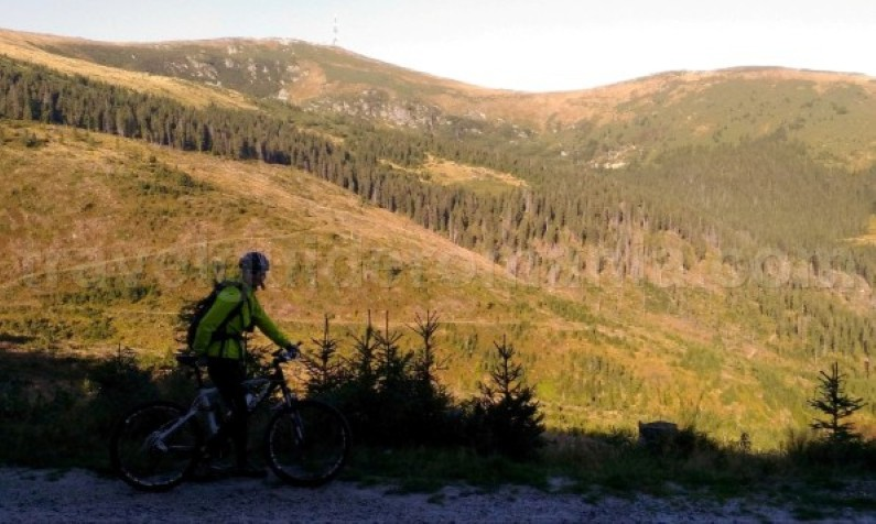 Mountain biking trips Apuseni