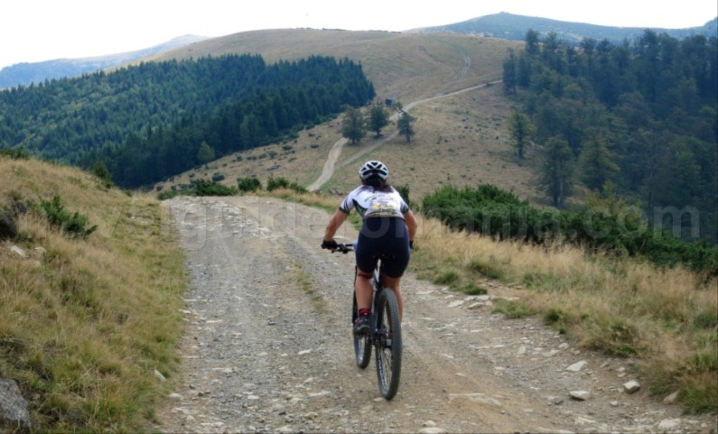 Mountain biking tours Romania
