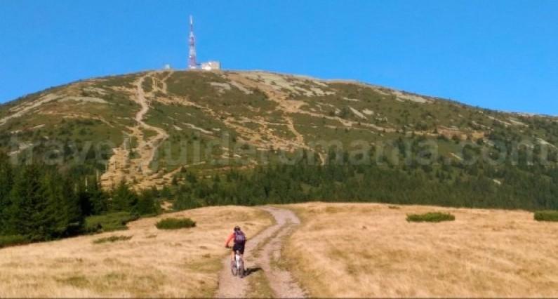 Mountain biking guided trips