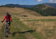 Best bike tours in Apuseni mountains