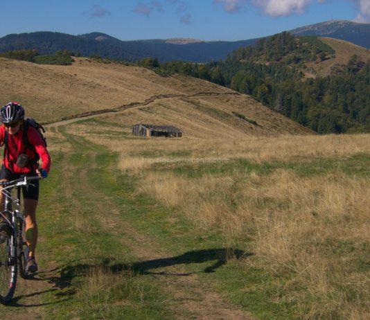 Best bike tours in Apuseni mountains