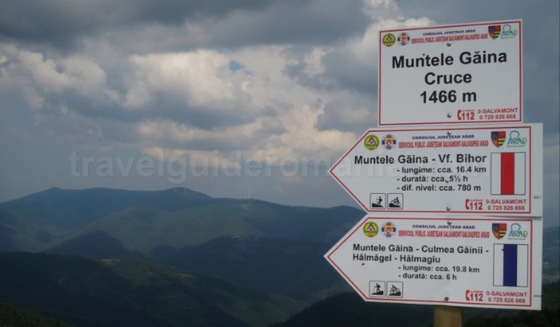 mountain bike trails in Romania
