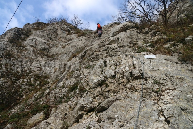 trip packages in Romania - via ferrata guided trips