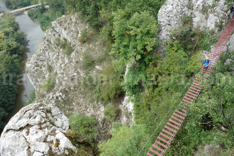 adventure tours Romania - guided trips via ferrata