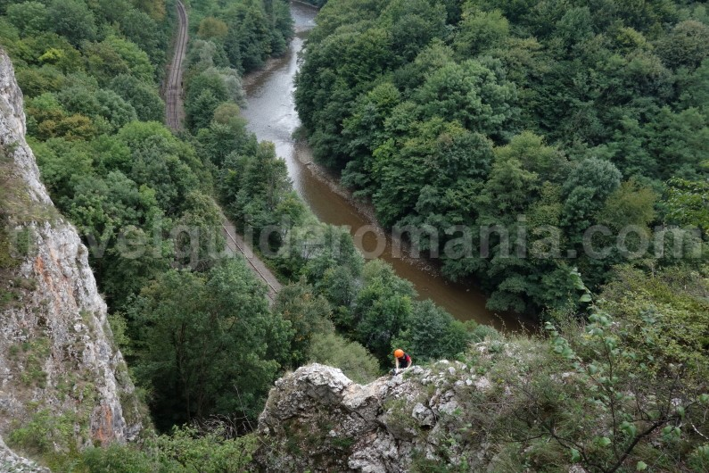 Via ferrata Romania - adventure trips