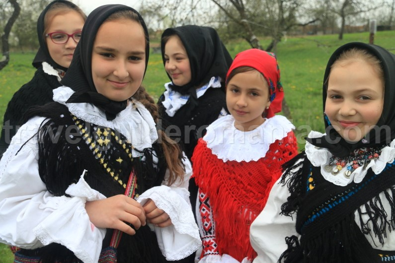 Easter activities in Romania