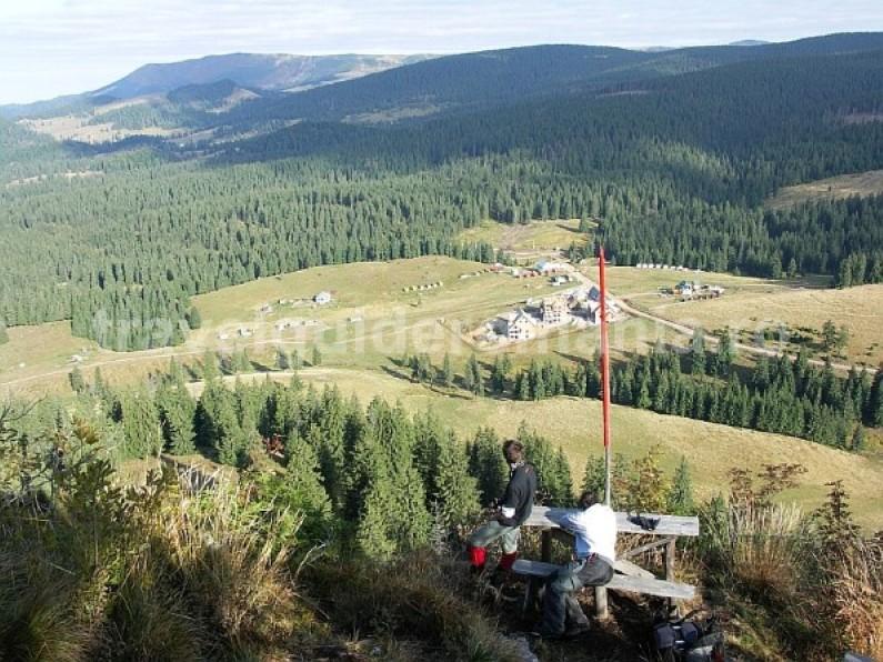 Biserica Motului Peak Padis Apuseni mountains