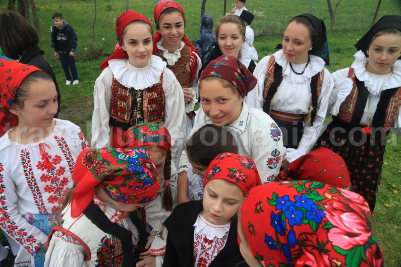 Travel Guide Romania- easter traditions