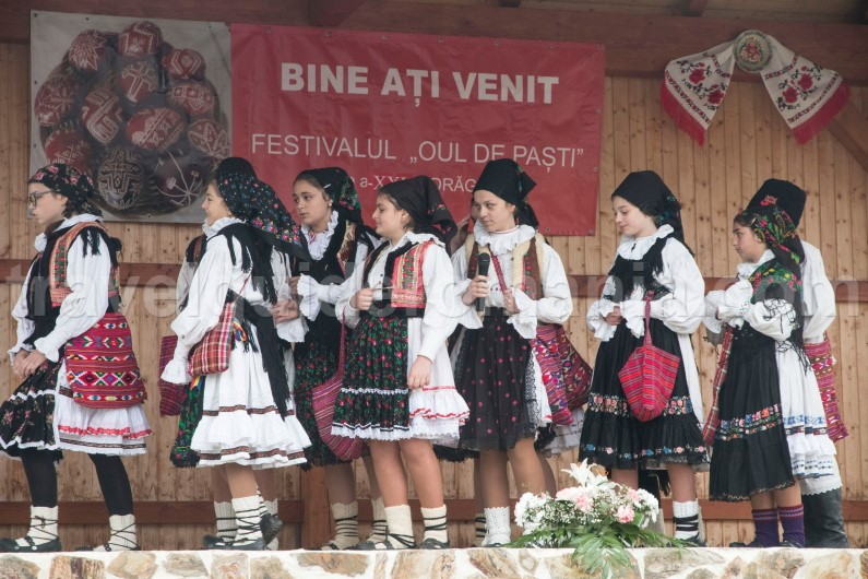 Easter events in Romania