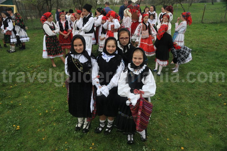 Easter customs in Romania