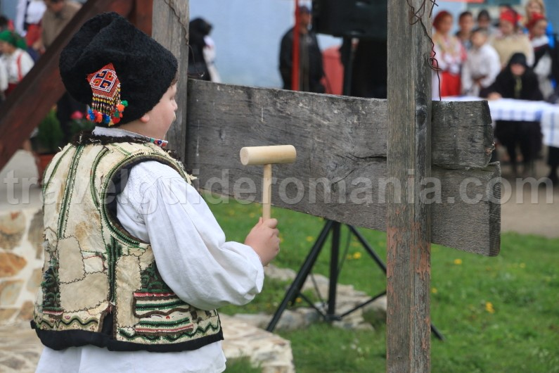 Easter romanian traditions