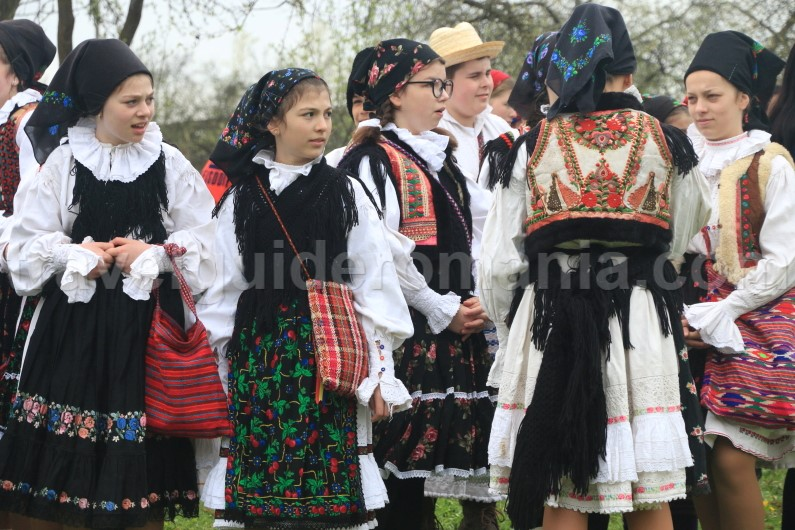 Customs and traditions for easter holidays in Romania