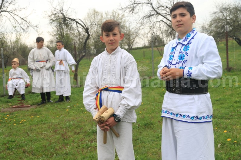 Specific cultural traditions in Romania
