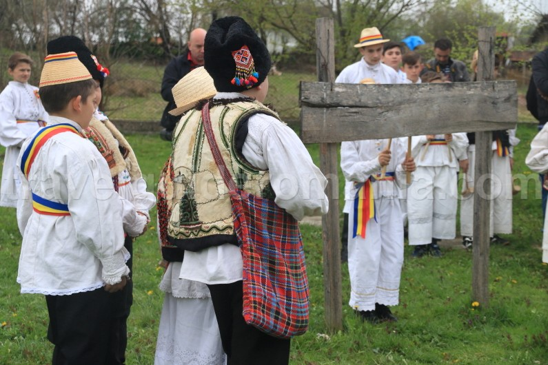 Beautiful romanian traditions