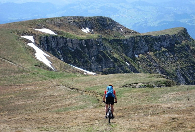 bucegi plateau mountains mtb romania