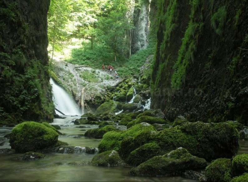 galbenei gorges Padis Apuseni adventure wild