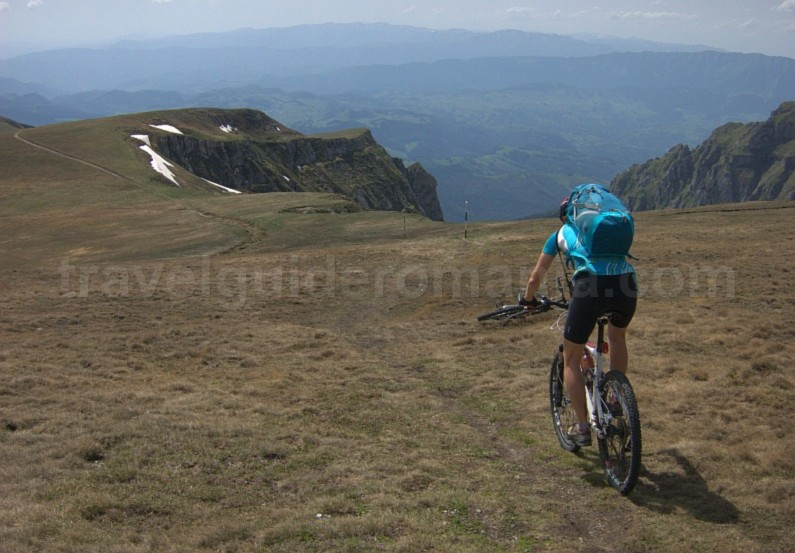 omu strunga cycling bucegi mountains mtb romania