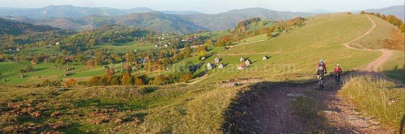 biking Ponoara mtb iadului valley Padurea Craiului Apuseni