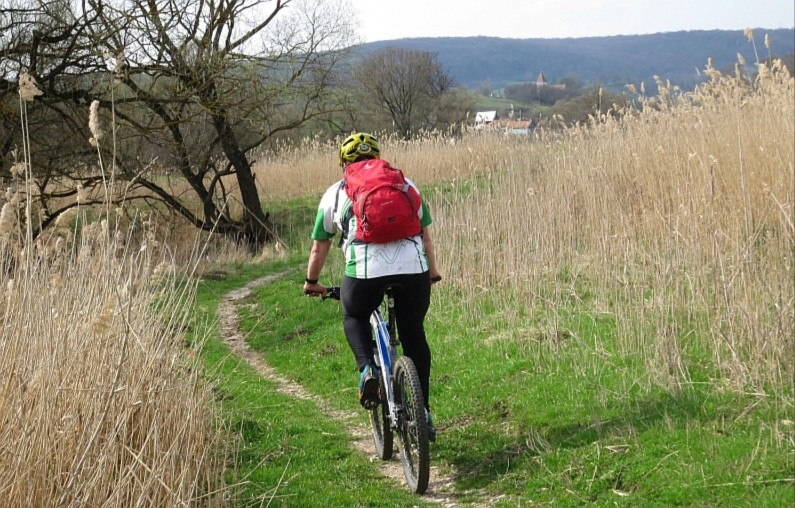 biking trail bunesti crit mtb The Hills of Transylvania