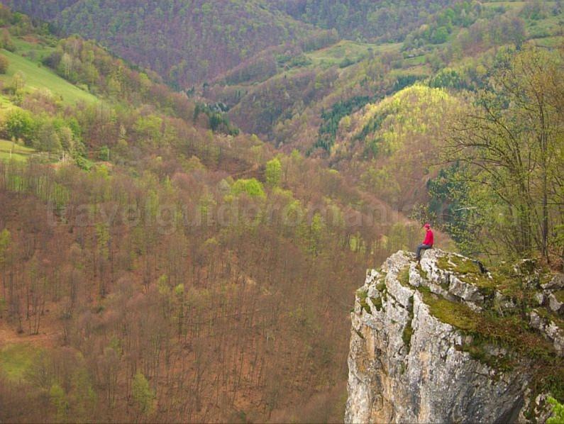 boiu valley Ponoara Padurea Craiului Apuseni