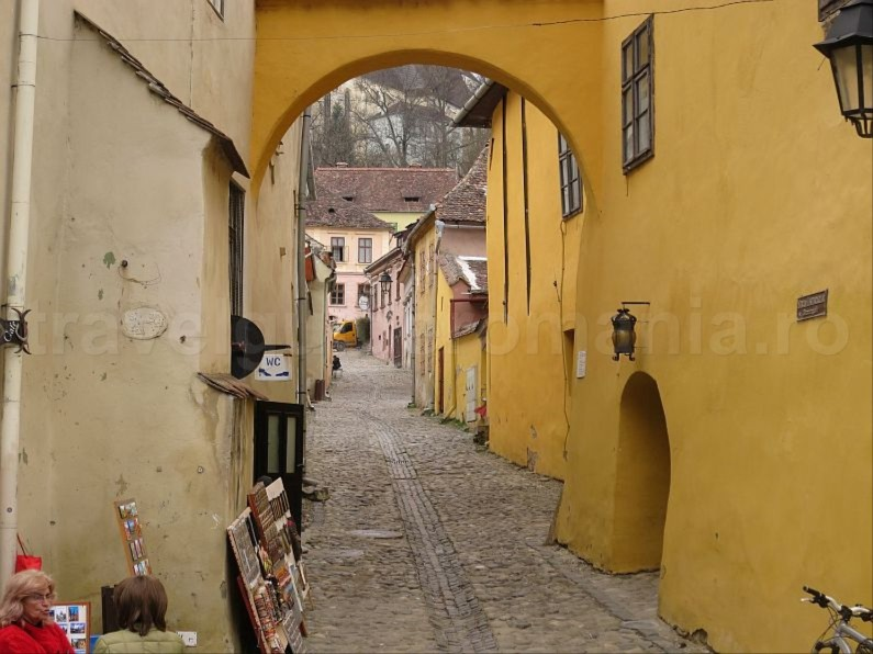 medieval citadel unesco sighisoara The Hills of Transylvania