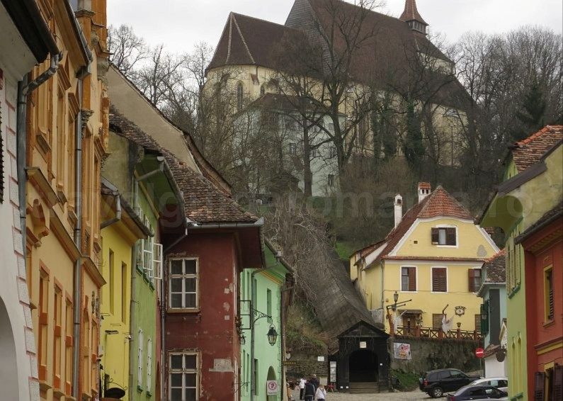 unesco medieval citadel sighisoara The Hills of Transylvania