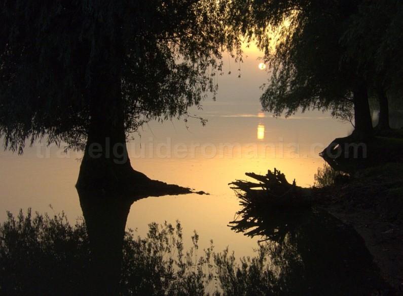 Danube Delta Nature Reserve Sulina Arm
