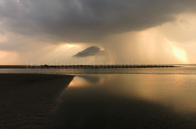 Danube Delta Nature Reserve kayak Sacalin Peninsula