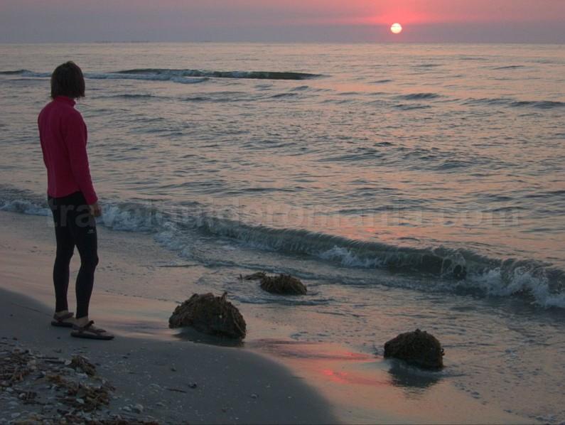 Danube Delta Nature Reserve sunrise black sea sulina sfantu gheorghe