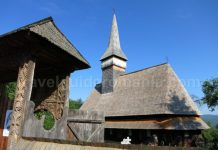 Ecotourism destination Mara – Cosau – Creasta Cocosului from Maramures wood churches