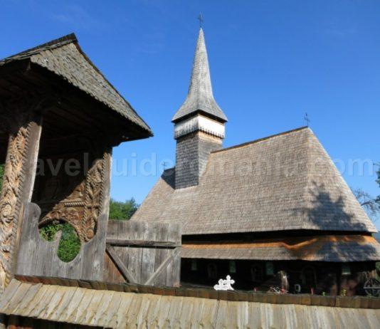 Ecotourism destination Mara – Cosau – Creasta Cocosului from Maramures wood churches