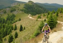 latoritei mountains boarnesu limestone strategic road mountain-biking mtb