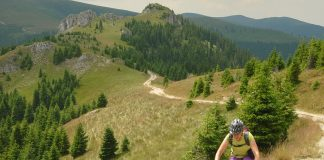 latoritei mountains boarnesu limestone strategic road mountain-biking mtb