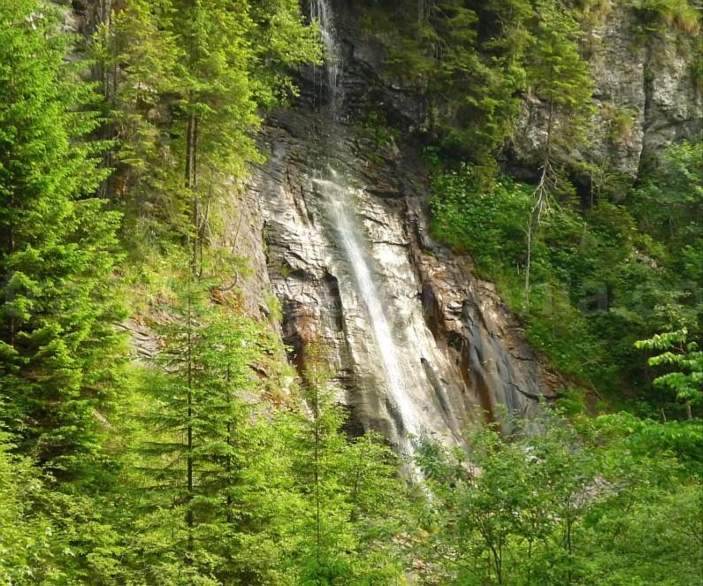 latoritei mountains romania apa spanzurata waterfall mountain-biking