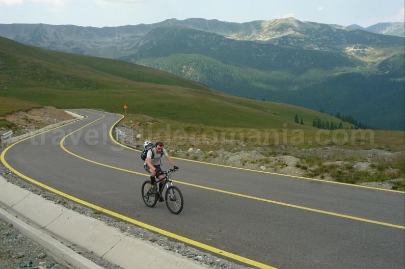 parang mountains romania transalpina mountain-biking