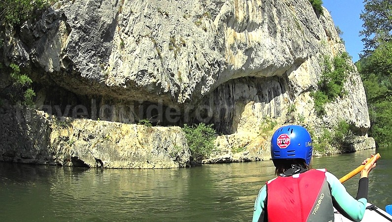 Natural Reservation Cheile Nerei – Beusnita rafting