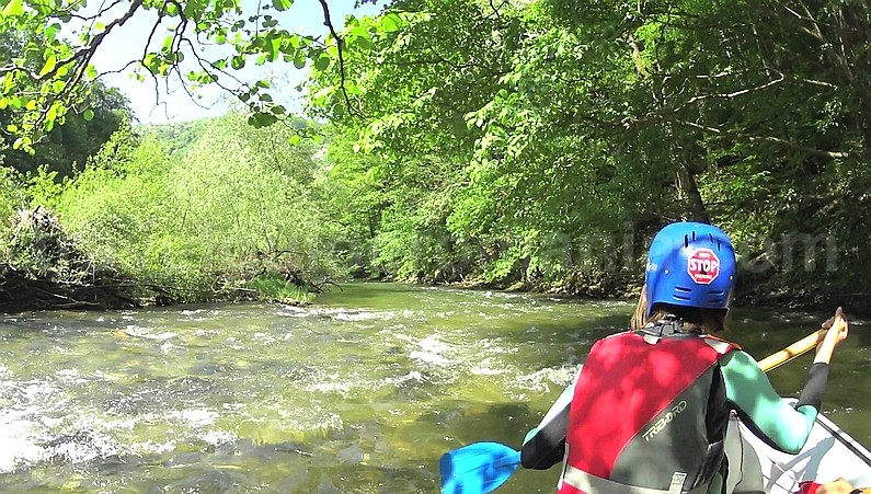 Natural Reservation Cheile Nerei – Beusnita - rafting