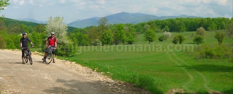 Natural Reservation Cheile Nerei – Beusnita stancilova mountain-biking