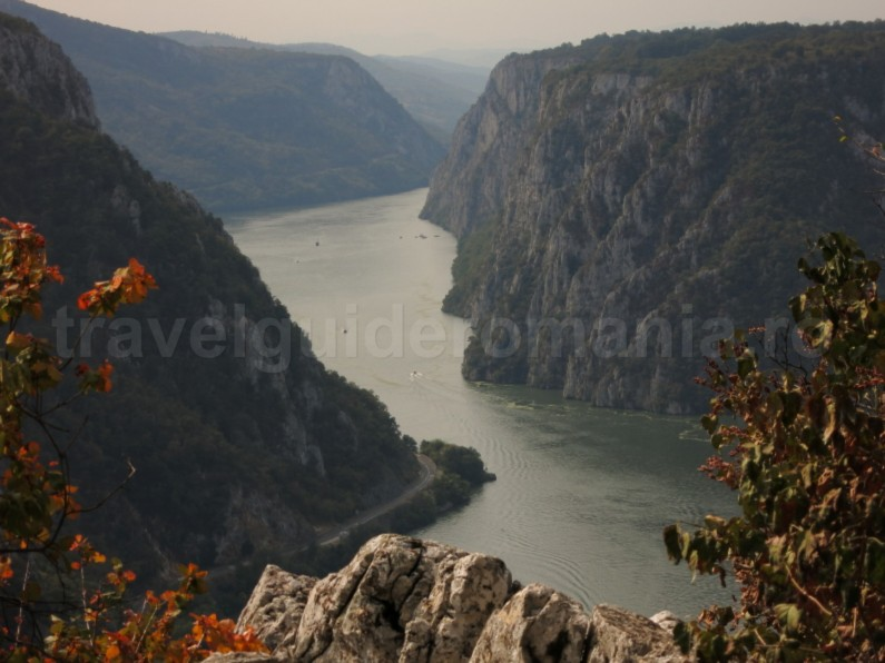 The Danube Cauldrons natural park portile de fier the iron gates ciucarul mic