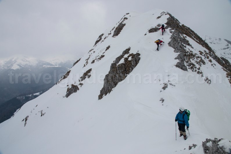 Active vacations in winter holidays - Romania