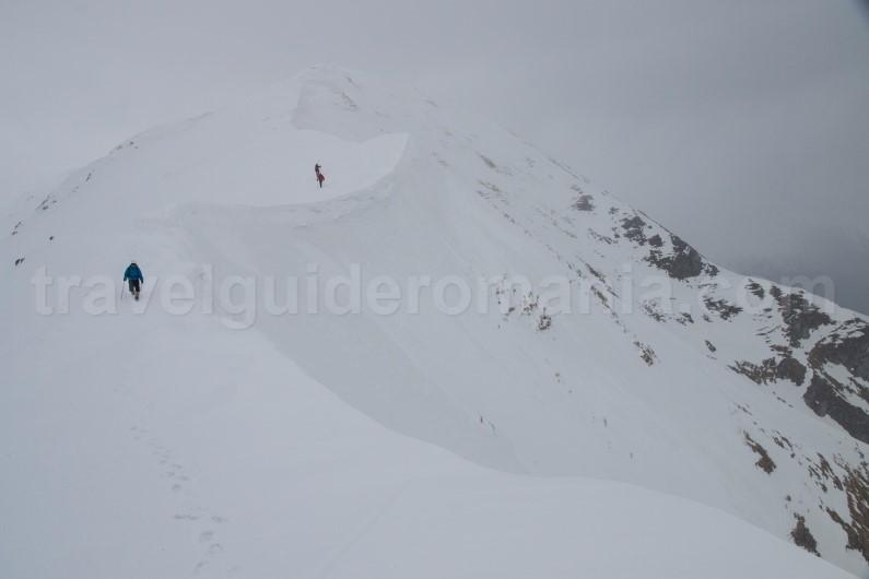 Adventure holiday ideas for winter vacation - Romania